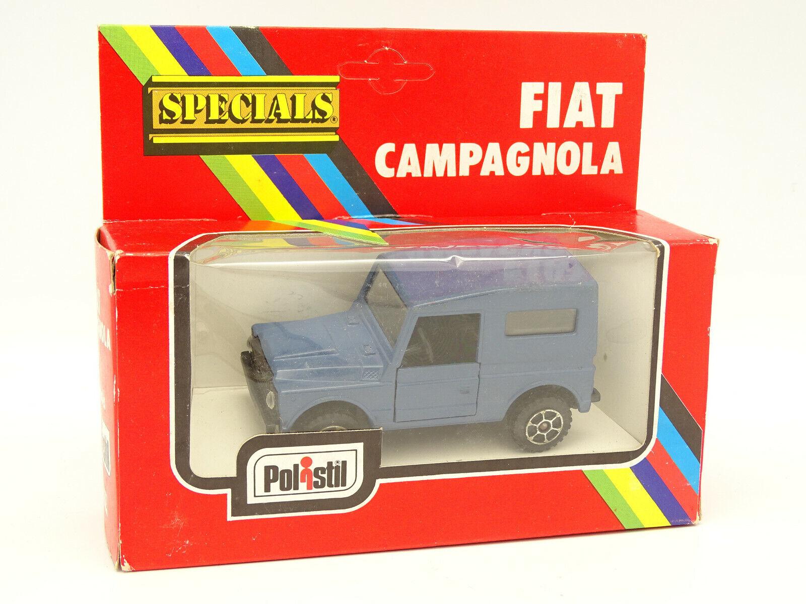 Polistil 1 43 - Fiat Campagnola blu