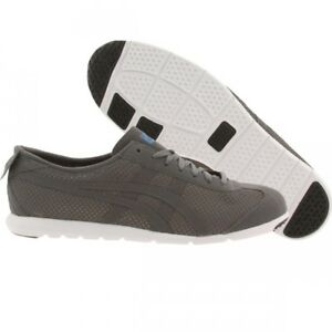D4Q2Y.1111  Men s Onitsuka Tiger Rio Runner Shoes Grey White  New ... 35b0db6217786