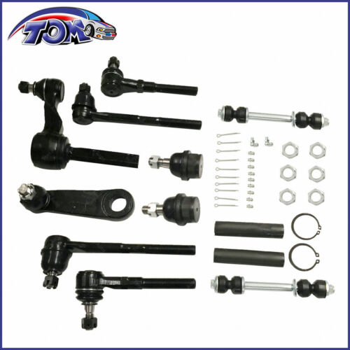 """New 14pc Front Control Arm Ball Joint Kit 2.48/"""" Bolt For Ford 2wd"""