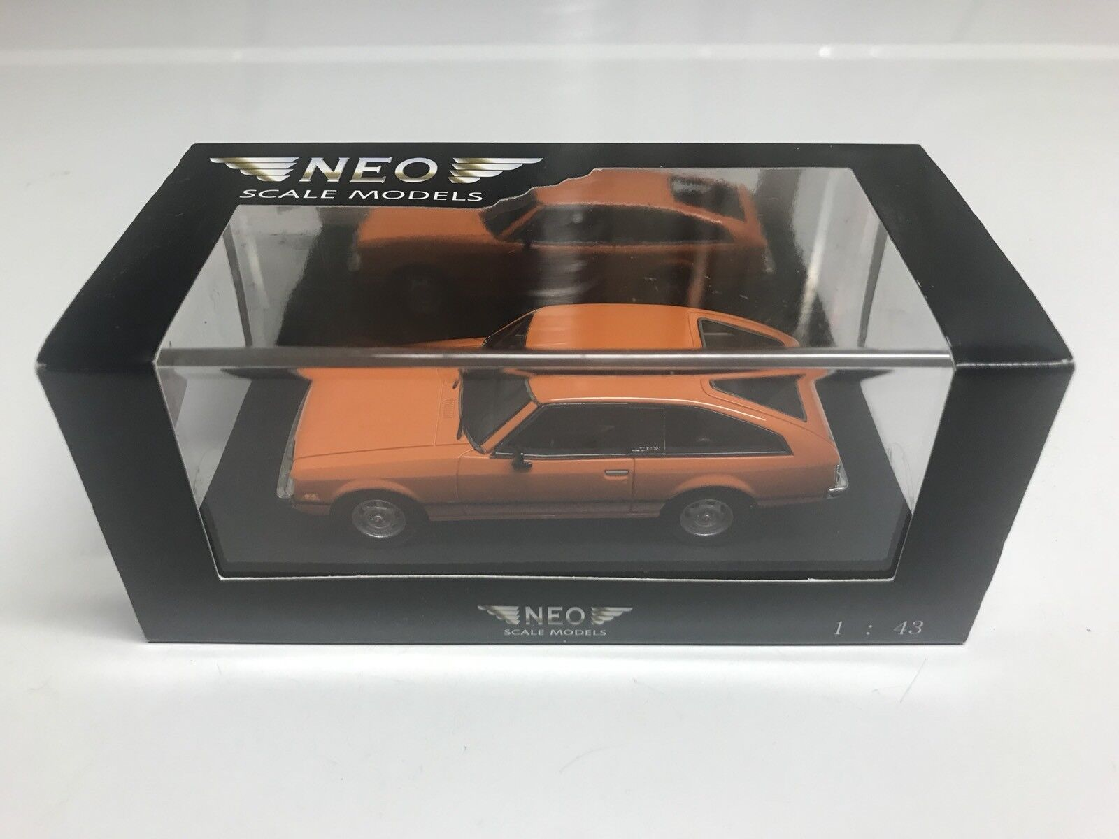 NEO Toyota Corlla A40 Orange 1 43