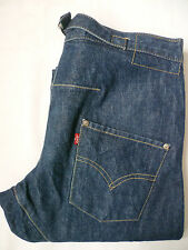 LEVI'S TYPE 2 TWISTED ENGINEERED JEANS W30 L32 STRAUSS BLUE LEVD930