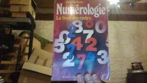 Numerologie-Livre-des-cycles-de-Jean-D-Fermier-Livre-d-039-occasion
