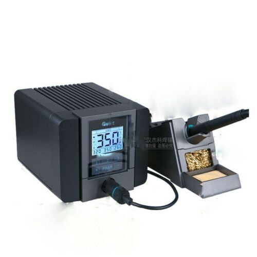 Quick 120 W LCD Touch Control SMD Soldering altéré Station avec Soldering Iron Tip