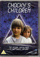 Chocky's Children - 2nd series in the Classic Chocky Trilogy New & Sealed DVD