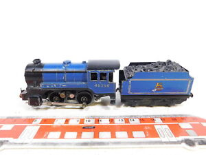 BI276-0-5-Trix-TTR-H0-00-AC-Dampflok-LOK-46256-blau-schwarz-mit-Tender