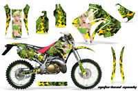 Amr Racing Honda Crm 250ar Graphic Decals Number Plate Kit Mx Bike Stickers Mm