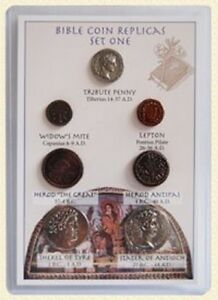 HISTORICAL-MUSEUM-TOKEN-COINS-OF-THE-BIBLE-SET-1