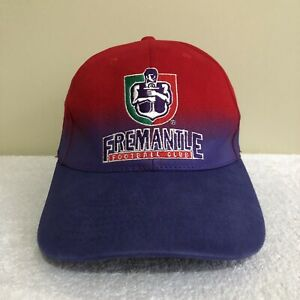 Fremantle-Dockers-Gradient-Vintage-AFL-Football-Mens-Baseball-Cap-Hat