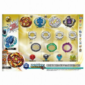 TAKARA-TOMY-BEYBLADE-BURST-B-128-CHO-Z-CUSTOMIZE-SET-Free-shipping-amp-Tracking