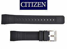 Citizen PROMASTER BJ2120-07E BJ2128-05E watch band BLACK rubber strap 4-S061881