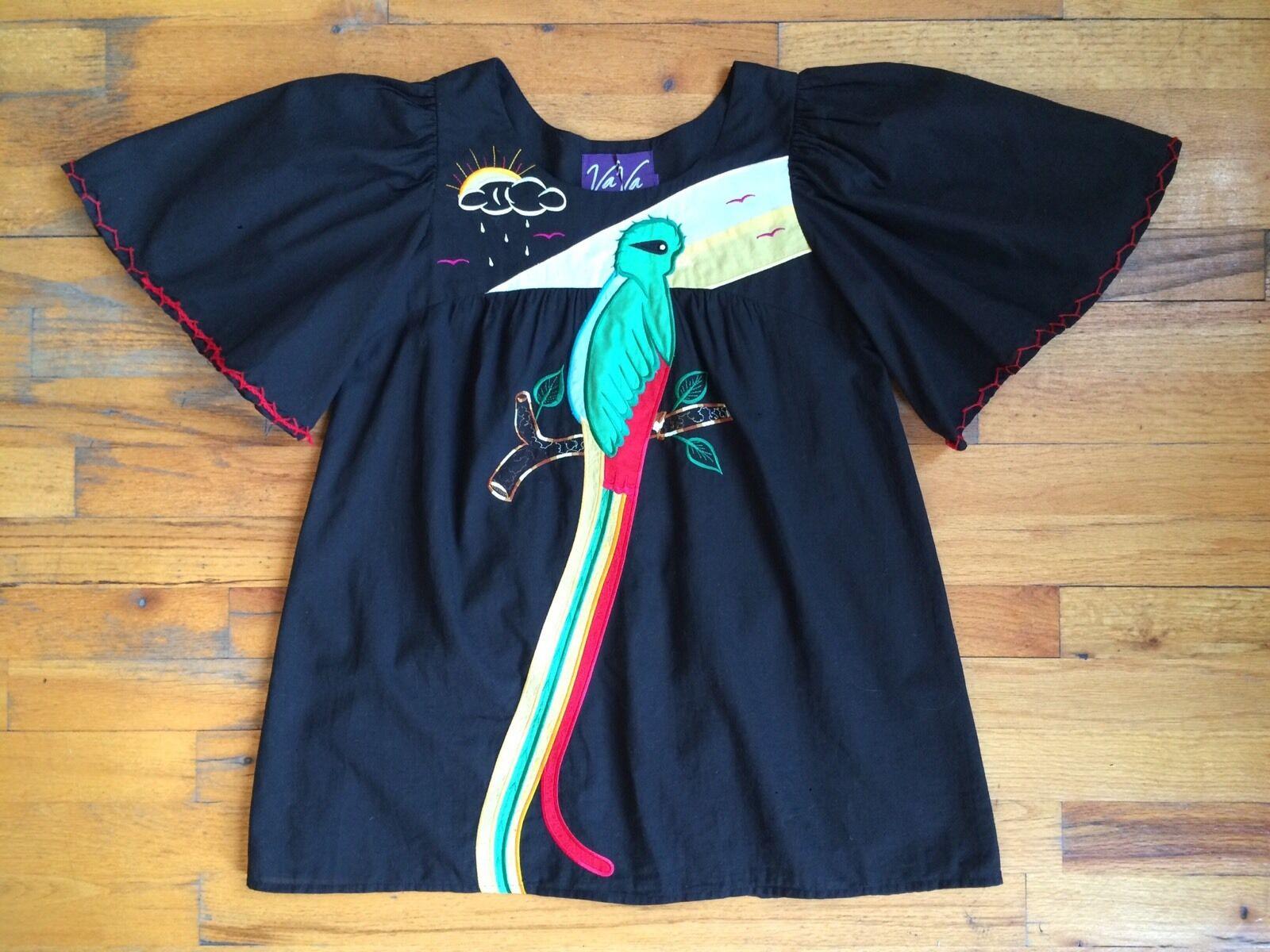 Tommy Bahama Gris giallo verde Gris Bahama Leaf Uomo M Hawaiian Aloha Shirt Texturosso Silk e54c5c