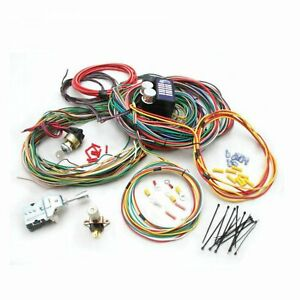 Universal 1964 1965 1966 Ford Mustang Fairlane Wiring Harness Wire Kit |  eBay | Ford Fairlane Wiring Harness |  | eBay
