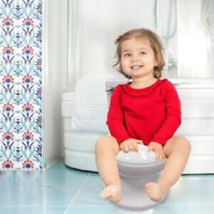 Kiddola Kids Potty Training Toilet Seat with Step Stool /& Flush Sound to Reward