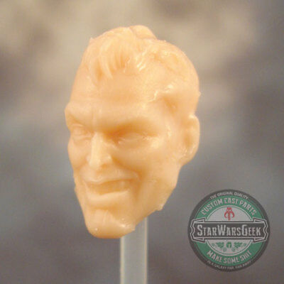 "Cletus Kasady head use w//6/"" Marvel Legends ML217 Custom Sculpt Cast Carnage"
