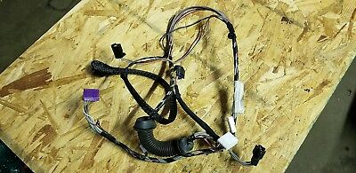 2001 Land Rover Discovery - Wiring Harness - Door - Rear ...