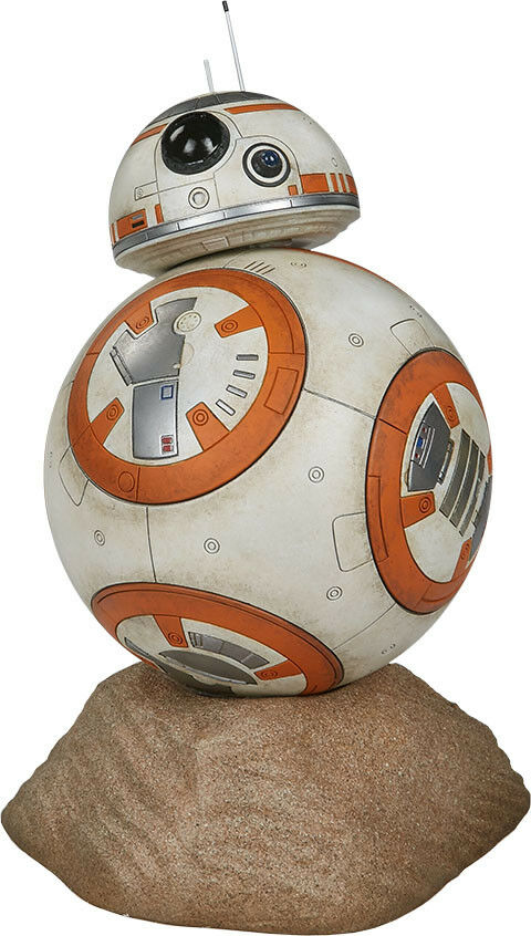 Star Wars  BB-8 Premium Format 9 Estatua (Sideshow Collectibles) NEW