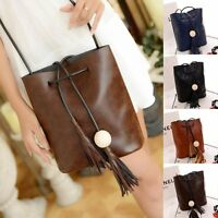 New Fashion Korean Style Lady Women Hobo PU leather Handbag Shoulder Bag Purse