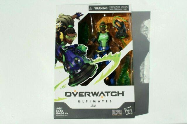 "Overwatch Ultimates - Lucio 6"" Action Figure - Hasbro"