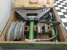 Greenlee 880 2 Shot Hydraulic Bender Local Pick Up Only Used