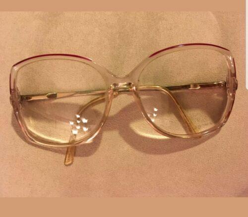 GUCCI Vintage Oversized Eyeglasses GG