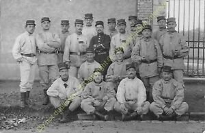 RPPC Karte Foto Militaria Wächter Wege Türkommunikation Gvc Circa 1914