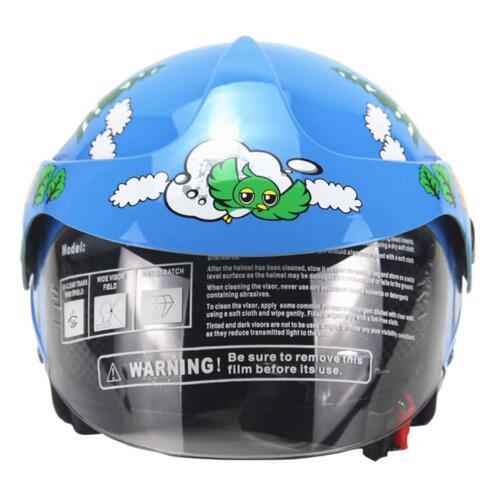 Cute Children/'s Motorcycle Helmet Girl And Boy Baby Safety Helmet 2-8 Years Old