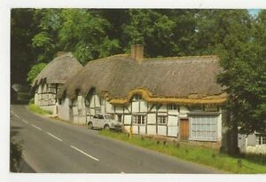 Wherwell Village Andover Old Postcard 216a - Aberystwyth, United Kingdom - I always try to provide a first class service to you, the customer. If you are not satisfied in any way, please let me know and the item can be returned for a full refund. Most purchases from business sellers are protected by - Aberystwyth, United Kingdom