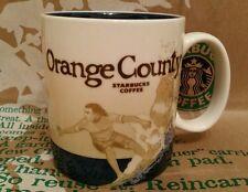 Starbucks Coffee Mug/Tasse/Becher ORANGE COUNTY, Global Icon, NEU & unbenutzt!!!