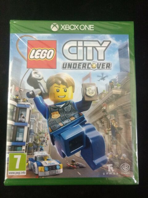 Xbox One ★ Lego City Undercover ★ ESP Precintado