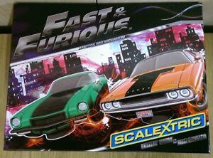 Scalextric C3373a Fast & Furious Ltd édition n ° 3000 de