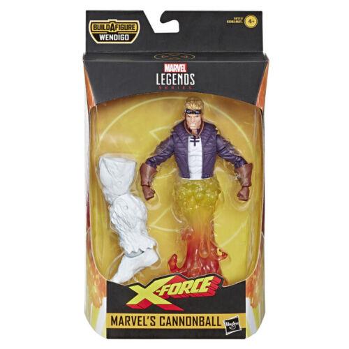 """WENDIGO BAF *IN STOCK* Marvel Legends 6/"""" X-Force Wave 1 Cannonball"""