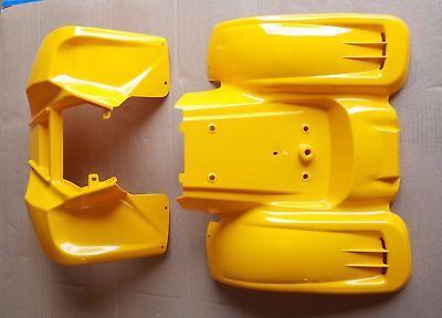 Kazuma Meerkat plastic Front Rear Fender Redcat 50CC ATV HINSEM 50cc 70cc Yellow