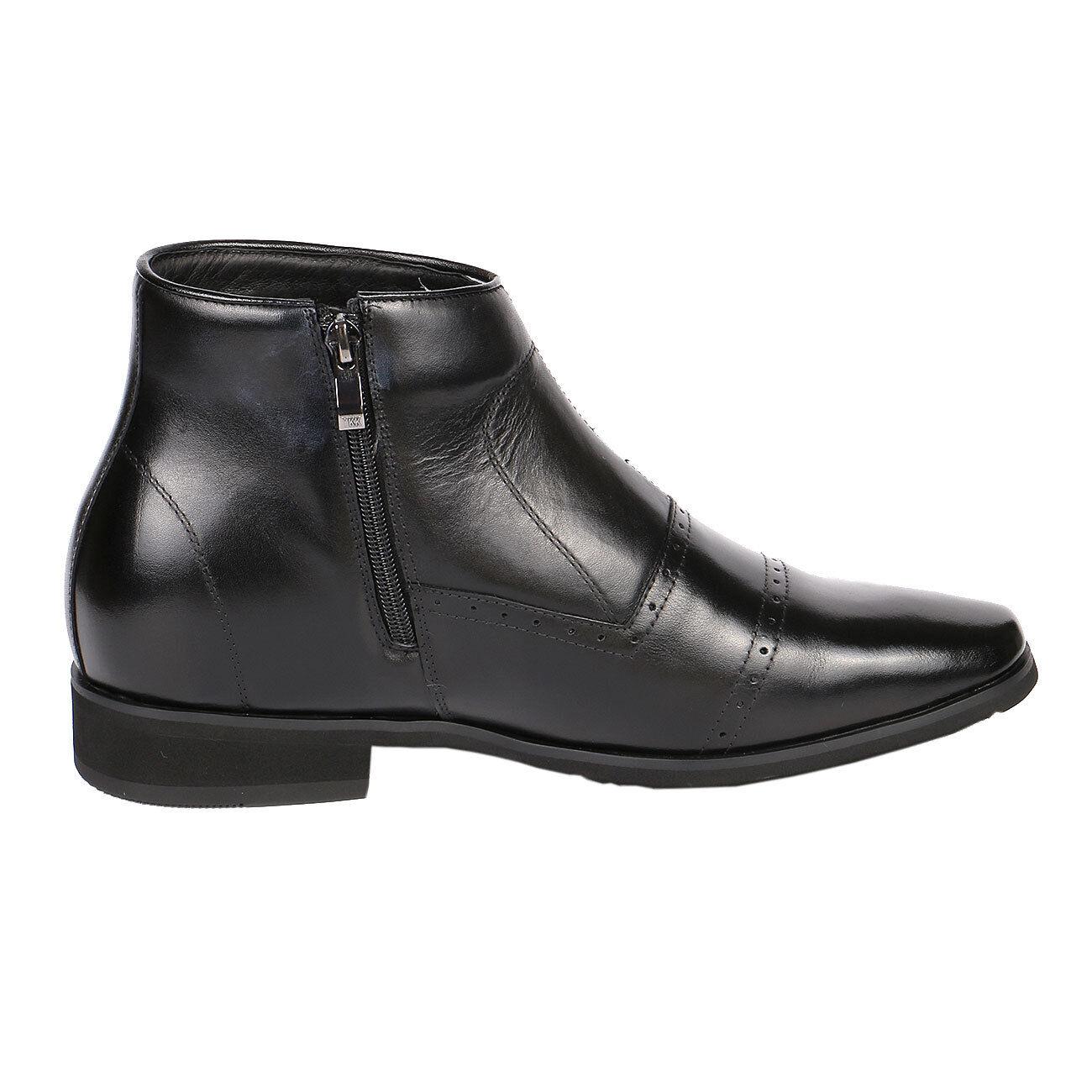 Jota Midtown Cap Toe Zip Stiefel 2.8  Increasing Height, Height, Height, GKB22 aec72c