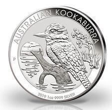Australien 1 Unze Silbermünze 2019 Kookaburra