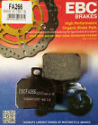 EBC/FA266 Brake Pads Rear - Ducati Multistrada 1100/1200, Hypermotard, Monster