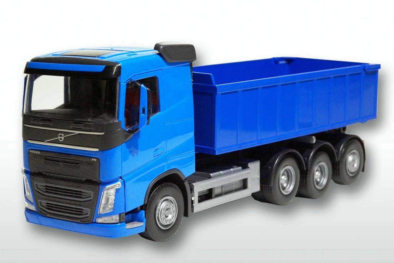 Emek 20754 Volvo FH04 rossoolamento Cava Bassa 38cm 1 25 Blu Ausfuehcorrereg