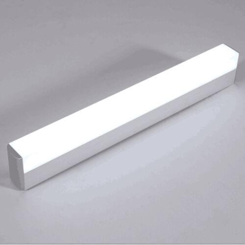 Moderne LED Spiegelleuchte 16W wasserdichte Lampe Leuchte Wand Badezimmer UU