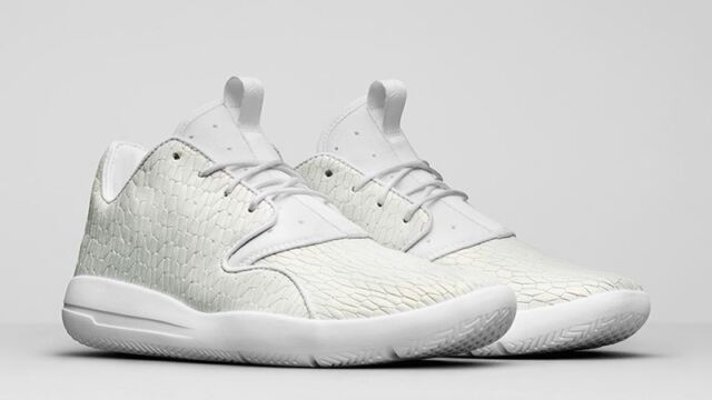 new style 8901a d8a6d Kids Air Jordan Eclipse Premium GS Heiress White Pure Platinum 897509-100  US 5.5y