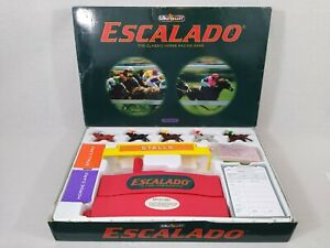 Escalado-The-Classic-Horse-Racing-Game-by-Chad-Valley-Complete-Free-Postage