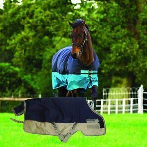 HORSEWARE-Amigo-Mio-lite-Regendecke-Outdoordecke-600-Denier-Pferdedecke-TOP