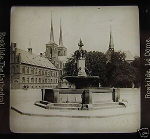 Glass Magic lantern slide ROSKILDE CATHEDRAL  DENMARK C1910 - <span itemprop='availableAtOrFrom'>Cornwall, United Kingdom</span> - Returns accepted Most purchases from business sellers are protected by the Consumer Contract Regulations 2013 which give you the right to cancel the purchase within 14 days after the day - Cornwall, United Kingdom