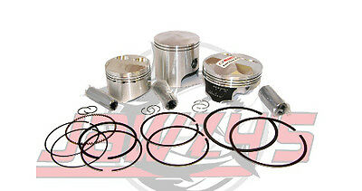 Wiseco Pistons and Gasket Set Arctic Cat ZR 440 Sno-Pro 2002-2003 ZR440