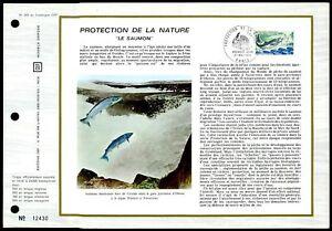FRANCE-CEF-1972-FAUNA-FISCHE-LACHS-SAUMON-SALMON-FISH-zf10
