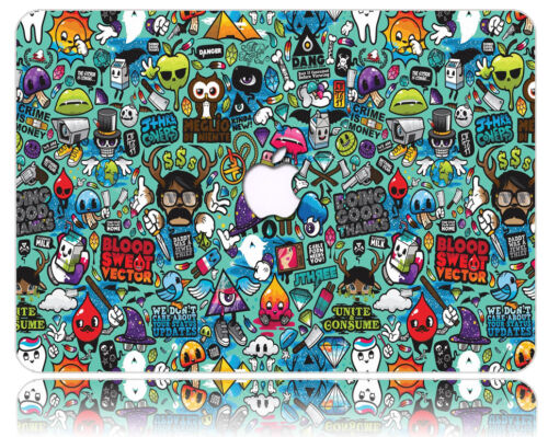 A1707 Hard Case Cover Macbook Pro 13 15 with//out Touch Bar 2017 A1706 A1708