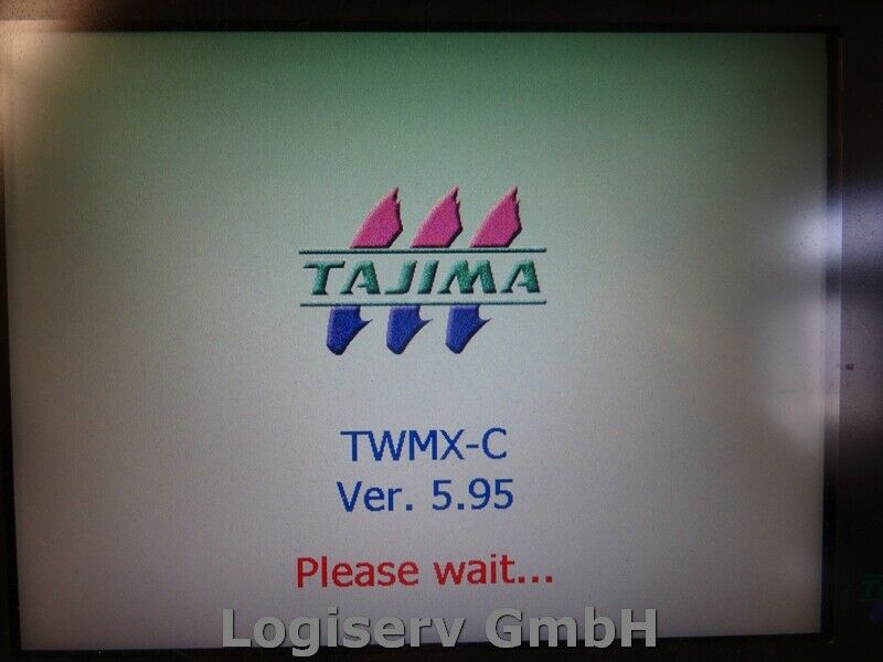 Bild 9 - Tajima TWMX-C 1501 MFG Stickautomat 15 Nadeln Stickmaschine