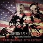 From The Westcoast-To The Westcoa von Sherman & The Highway Surfers Noir (2014)