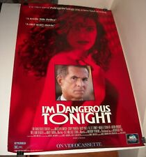 The House of Yes 1997 VHS Movie Poster 26x40 Parker Posey | eBay