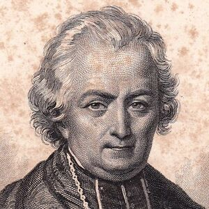 Cardinal Jean Lefebvre de Cheverus Boston Mayenne 1836 Bordeaux Gironde