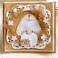 Stanzschablone-Hase-Kranz-Tier-Hochzeit-Weihnachts-Oster-Geburtstag-Karte-Album Indexbild 2