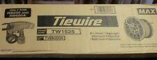 Max Tw1525 Rebar Tie Wire16 Gasteel82 Ftpk 50